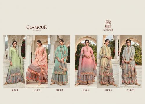 Mohini Fashion Glamour 98001-98006 Price - 6150