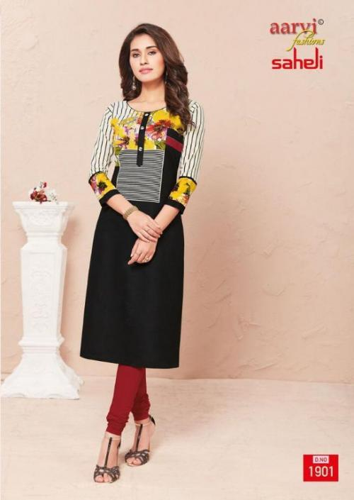 Aarvi Fashion Saheli 1901 Price - 255