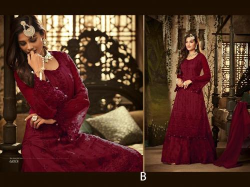 Mohini Fashion Glamour 61001 B Red