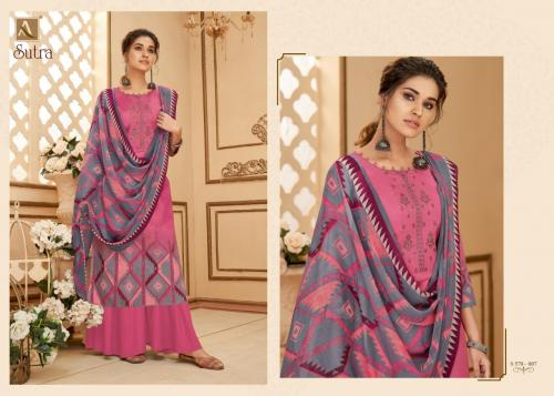Alok Suits Sutra 578-007 Price - 785