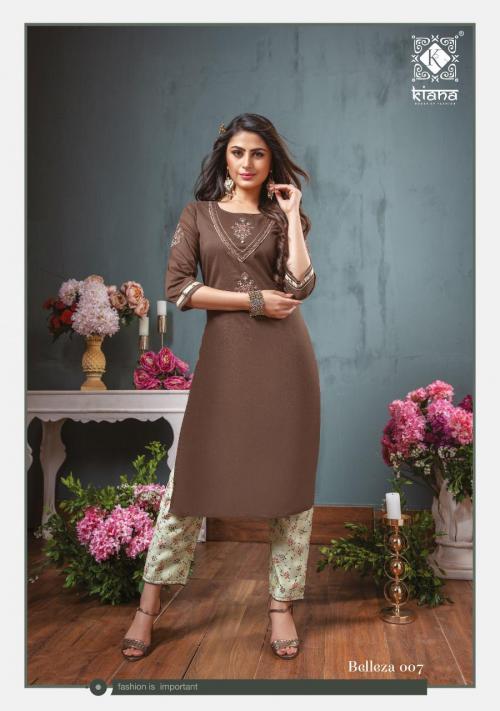 Kiana Fashion Belleza 007 Price - 775