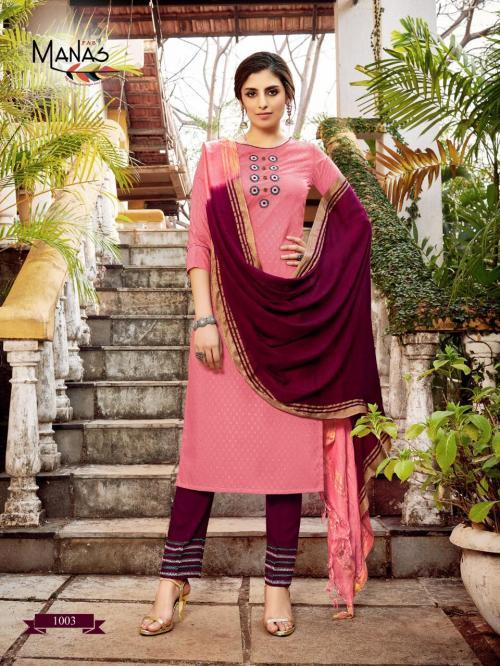 Manas Fab Kaara 1003 Price - 825