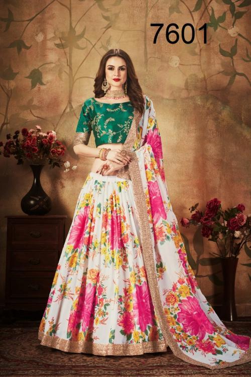 ZC Floral 7601-7610 Series