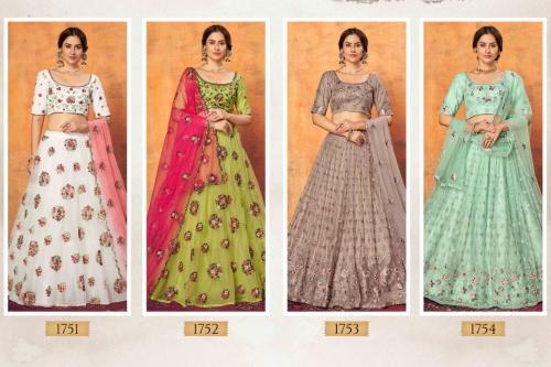 Shubhkala Girly 1751-1754 Price - 12000