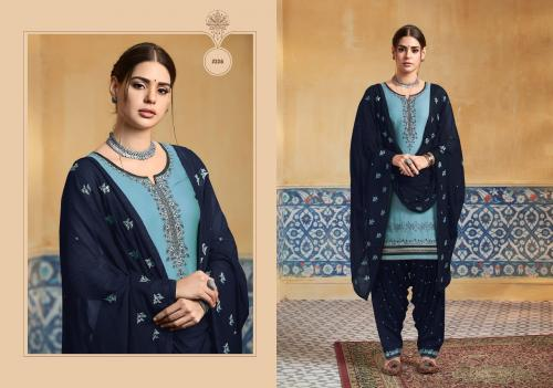 Kessi Fabric Patiala House 5226 Price - 899
