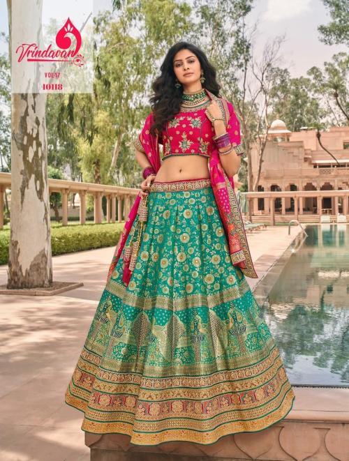 Royal Designer Vrundavan Vol-17 10118-10126 Series