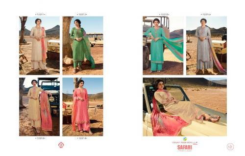 Vinay Fashion Kaseesh Safari 12211-12216 Price - 11100
