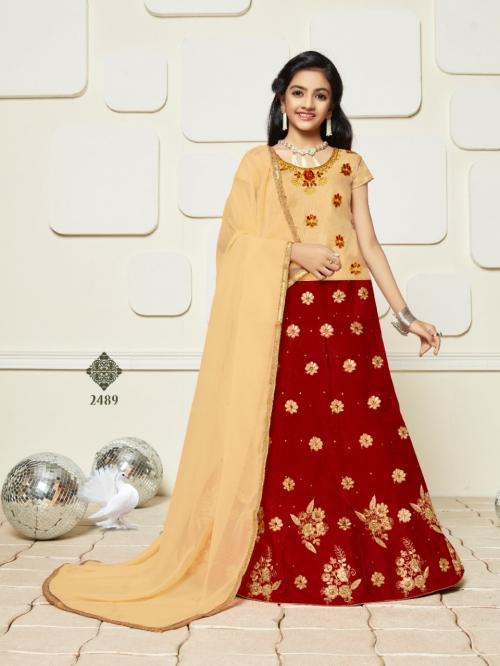 Sanskar Style Baby Doll 2489 Price - 995