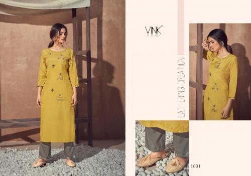 Vink Fashion Vintage Vol-4 1031-1036 Series