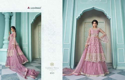 Aashirwad Creation Shaheen 8315 Price - 2895