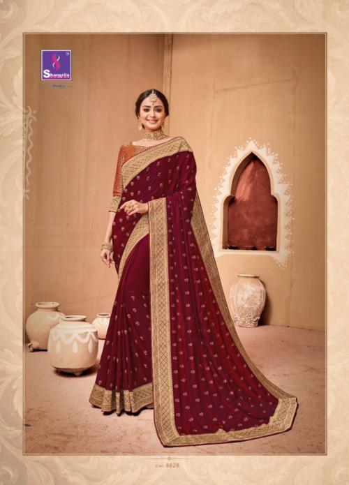 Shangrila Saree Kalyani 8628 Price - 1595