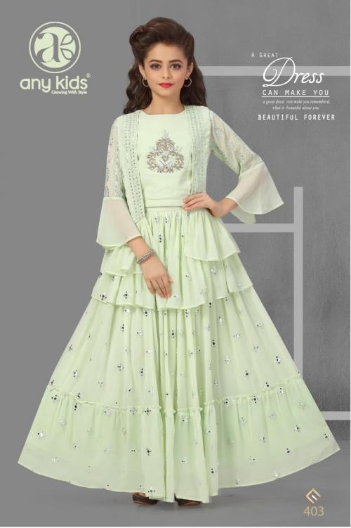 Any Kids Designer Gowns 403 Price - 1449