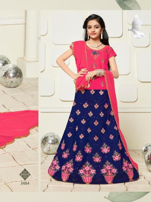 Sanskar Style Baby Doll 2484 Price - 995