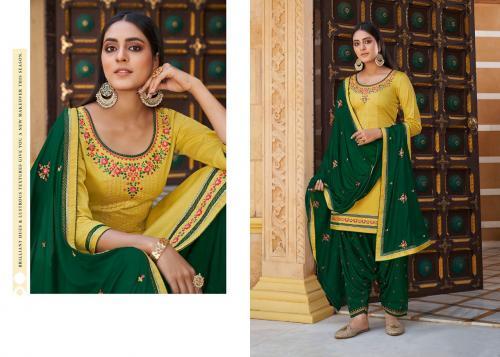 Kessi Fabrics Sitara By Patiyala House 5835 Price - 896