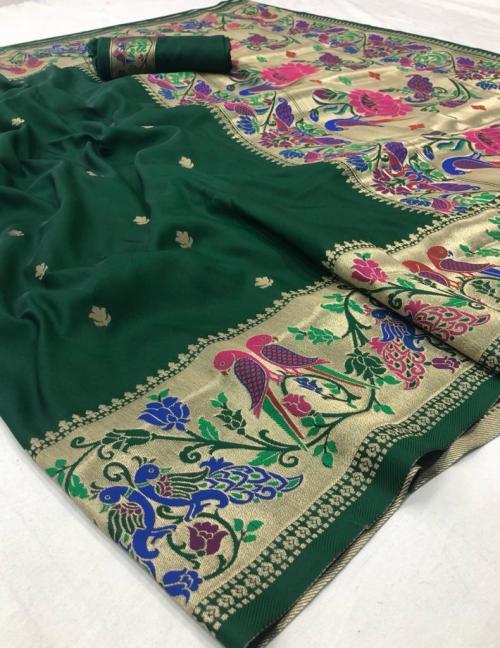 Raj Tex Saree Kochampalli Silk 166004 Price - 1775