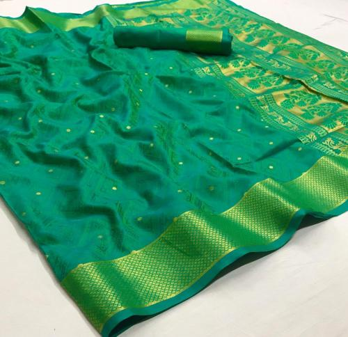Rajtex Saree Kanjeepuram Silk 147003 Price - 1245