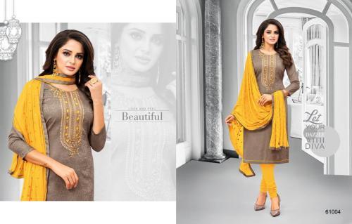 Kapil Trendz Soul Satin 61004 Price - 735