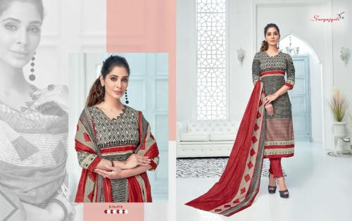 Surya Jyoti Trendy Cotton 4718 Price - 465