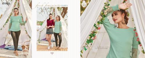 Syasii Designers Sumeer Beauty 1016 Price - 395