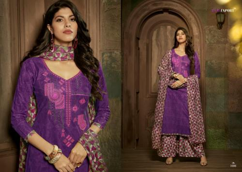 Rani Exports Kashida Kari 1006 Price - 695