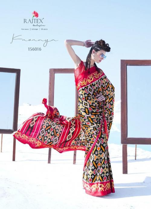 Rajtex Saree Kavanya 156016 Price - 725