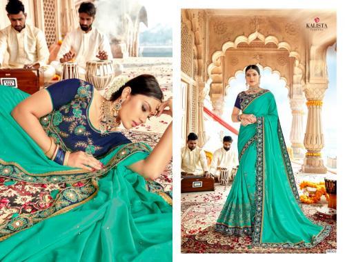 Kalista Fashions Rani Sahiba 98503 Price - 1800