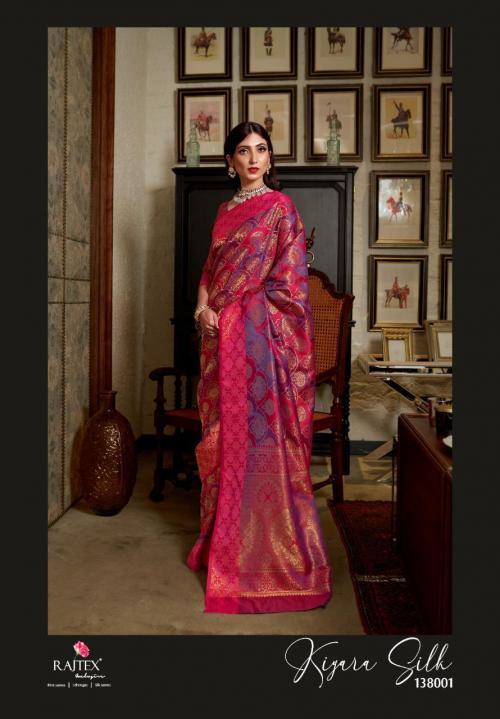 Rajtex Kiyara Silk 138001 Price - 1495