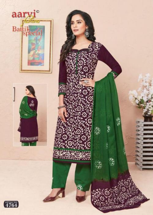 Aarvi Batik Special 4765 Price - 525