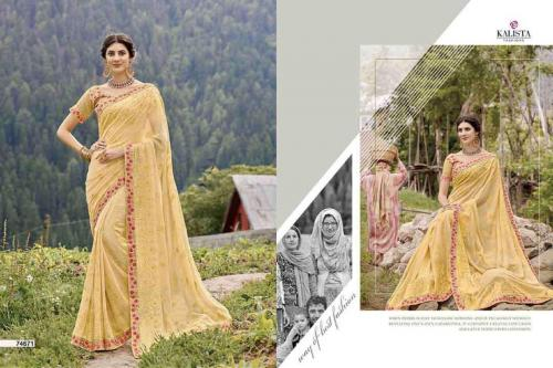 Kalista Fashion Heaven 74671-74676 Series