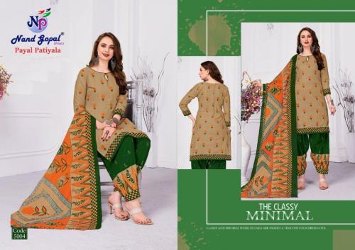 Nand Gopal Payal Patiyala 5004 Price - 300