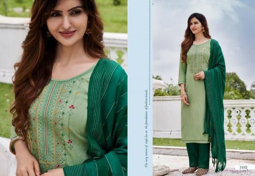 Kessi Rangoon Foxtail 3182 Price - 925