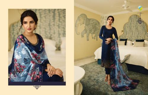 Vinay Fashion Kaseesh Shining Star 11581 Price - Inquiry On Watsapp Number For Price