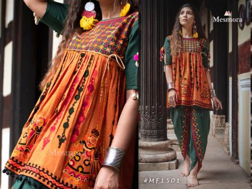 Mesmora Kathputli Female Kedia Collection MF 1501 Price - 1199