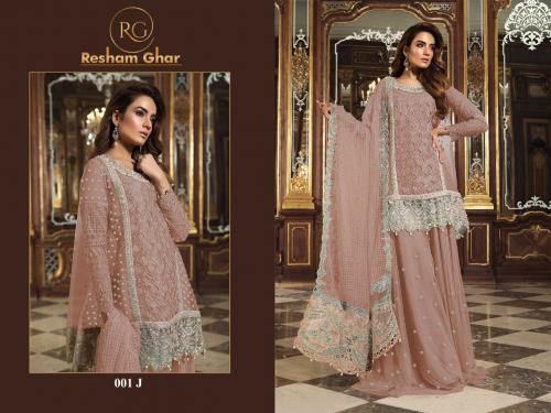 Resham Ghar Maria B 001 J Price - 1499