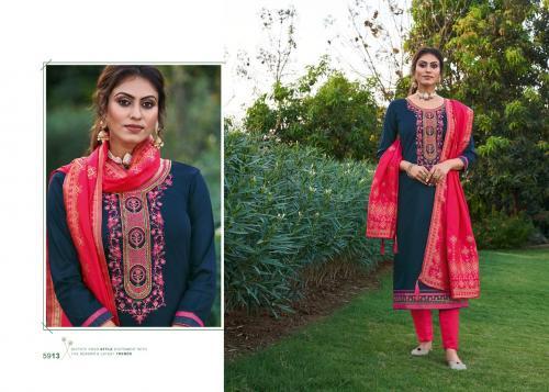 Kessi Fabric Virasat 5913 Price - 1049