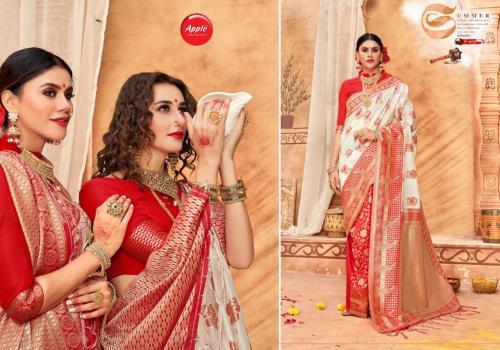 Apple Saree Pooja Exclusive 408 Price - 795