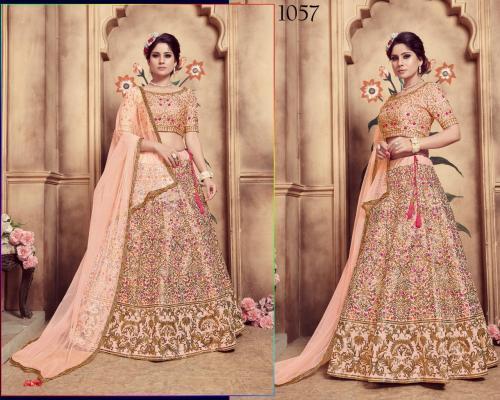 Khusboo Lehenga Girly 1057 Price - 3200