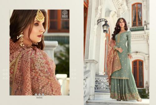 Mohini Fashion Glamour Vol-80 80001-80005 Series