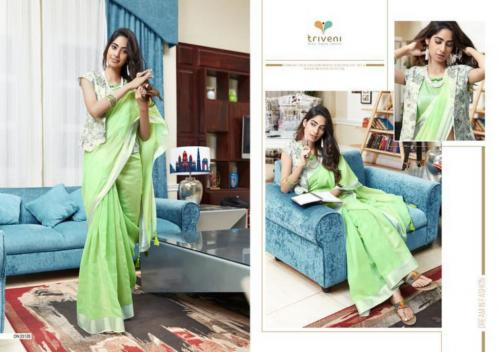 Triveni Saree Nakshita 25126 Price - 831