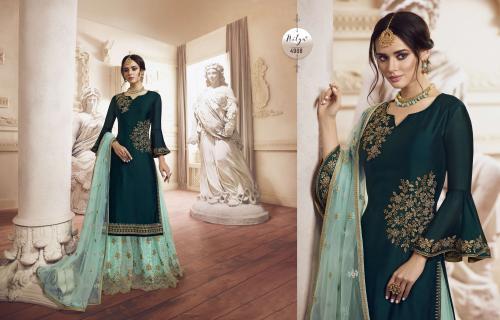 LT Nitya Fabrics 4908 Price - Coming Soon