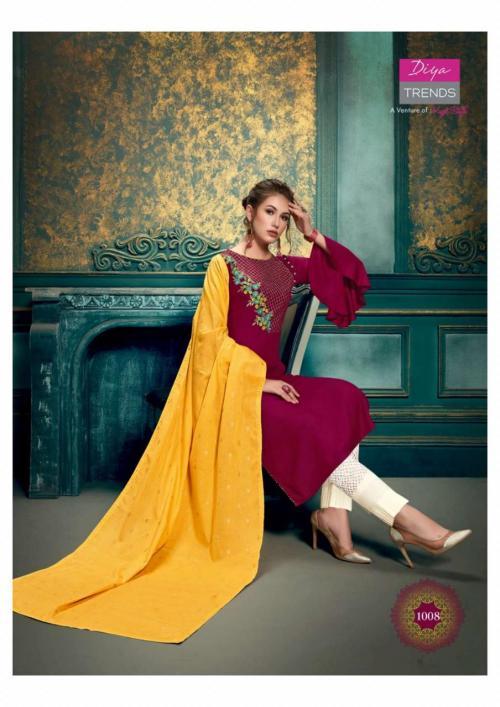 Diya Trendz Odhani 1008 Price - 740