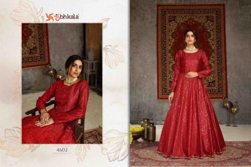 Shubhkala Flory 4602 Price - 1100