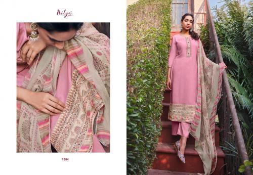 Lt Fabrics Nitya Anaya 1004 Price - 1649