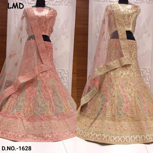 LMD Lehenga 1628 Price - 8950