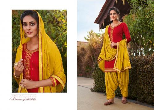 Kessi Fabrics Diamond Patiyala 01 Price - 949