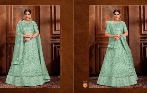 Arya Designs Cinderella 3323 Price - 6450