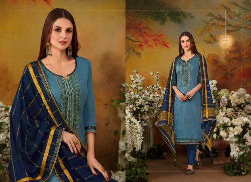 Kessi Fabrics Ramaiya Zanzar 10107 Price - 899