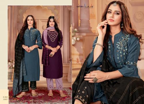 Seven Threads Noor 5007 Price - 1105