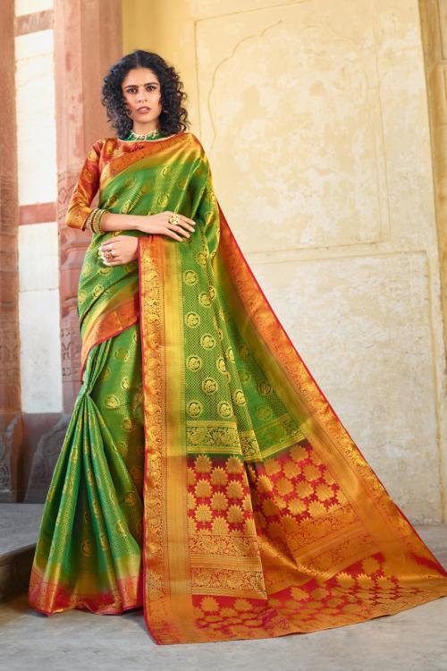 Sangam Prints Vijay-laxmi Silk 1303 Price - 1095