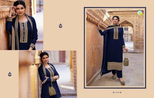 Vinay Fashion Kaseesh Andaaz 14101-14109 Series